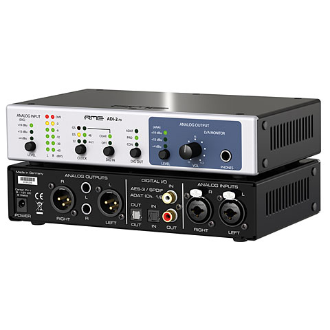 Audio Interface RME ADI-2 FS