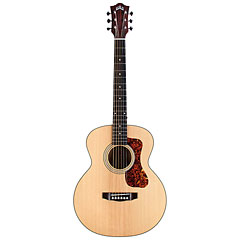 Guild Jumbo Junior Flamed Maple « Westerngitarre