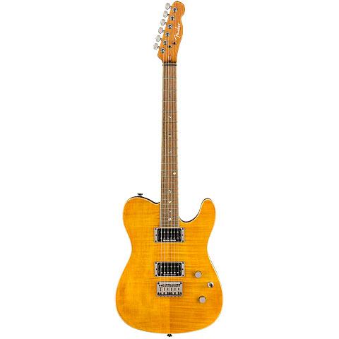 Fender Telecaster Custom Telecaster FMT Amber « E-Gitarre