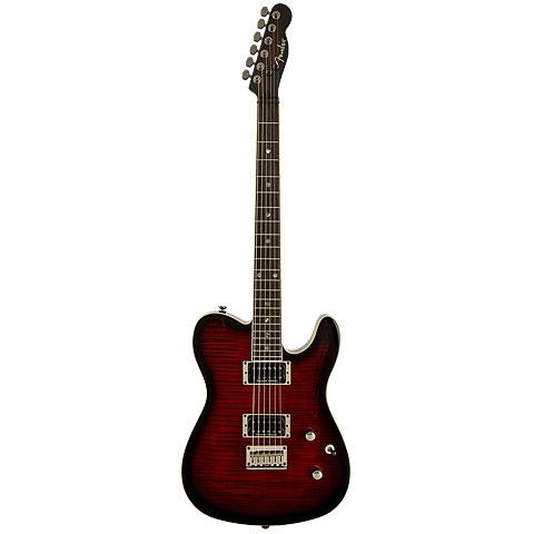 Fender Telecaster Custom Telecaster FMT BCB « Guitarra eléctrica