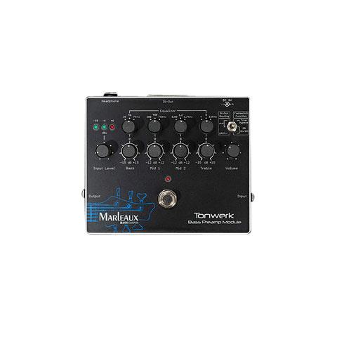Effectpedaal Bas Marleaux Tonwerk Bass Preamp
