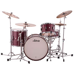 "Ludwig Club Date USA 22"" Cherry Satin « Batterie acoustique"