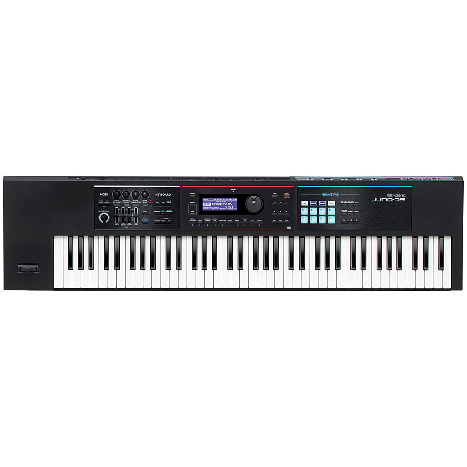 Synthesizer - Roland Juno DS76 Synthesizer - Onlineshop Musik Produktiv