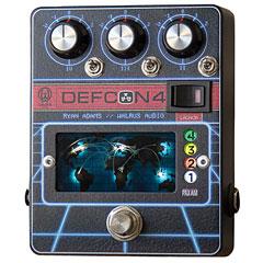Walrus Audio DEFCON 4 « Pedal guitarra eléctrica