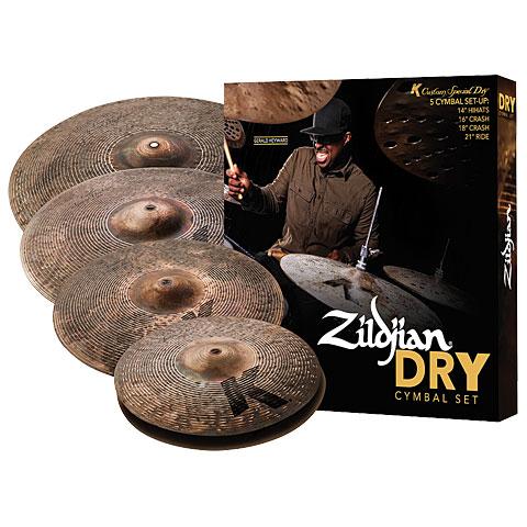 Becken-Set Zildjian K Custom Special Dry Set