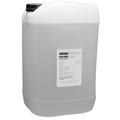 Fluid Smoke Factory Crawling Fog 25L