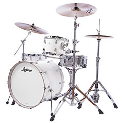 "Ludwig NeuSonic 20"" Aspen White « Batterie acoustique"