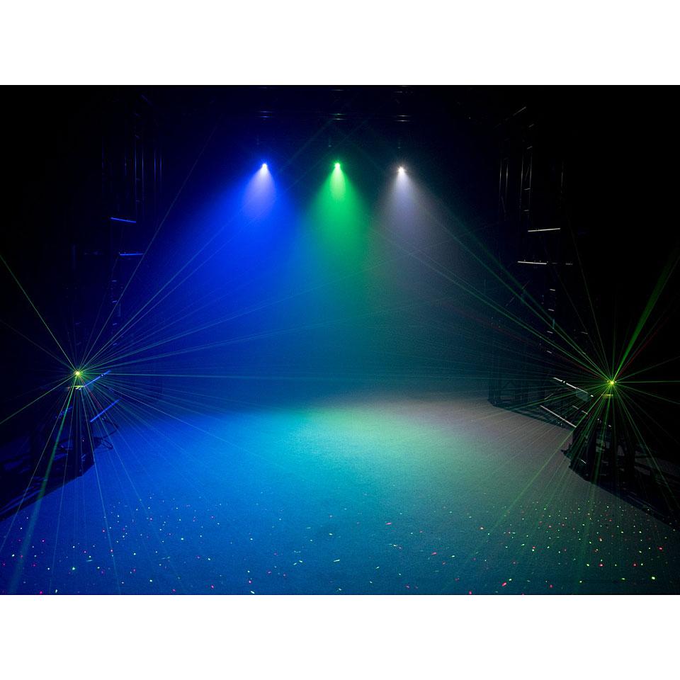 Eurolite Led Mini Fe 5 Laser Goboflower 171 Lichteffekt