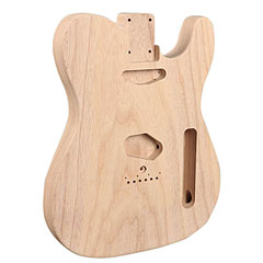 Boston Tele Swamp Ash, unlackiert « Corps