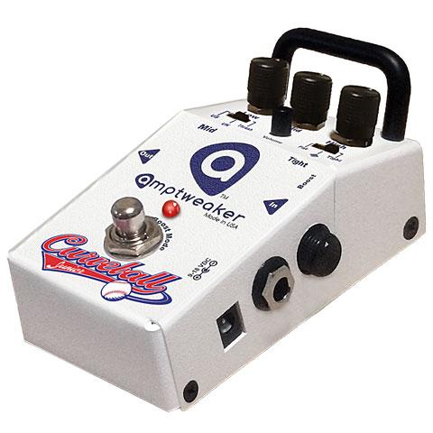 Pedal guitarra eléctrica Amptweaker Curveball