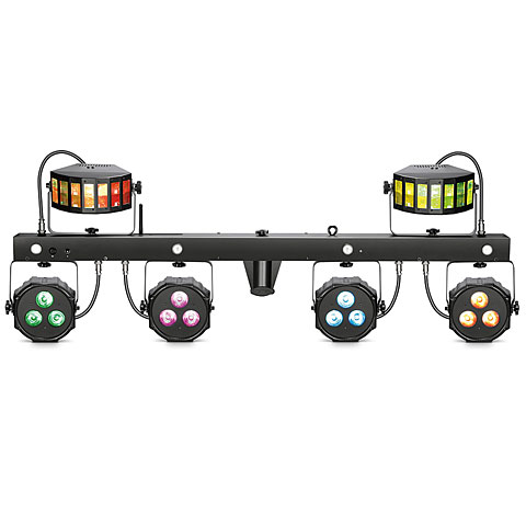 Set completo Cameo Multi FX BAR EZ