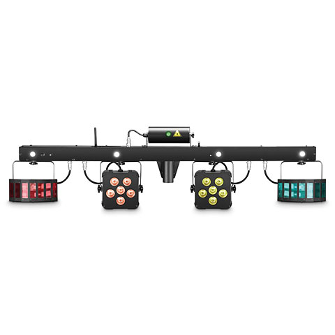 Set completo Cameo Multi FX BAR