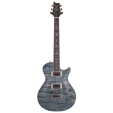 PRS Wood Library McCarty SingleCut 594 Faded WhaleBlue « Guitare électrique
