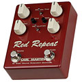 Carl Martin Red Repeat 2016 Edition « Pedal guitarra eléctrica
