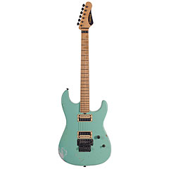 Friedman Cali, HH, Surf Green, Black HW « Guitarra eléctrica