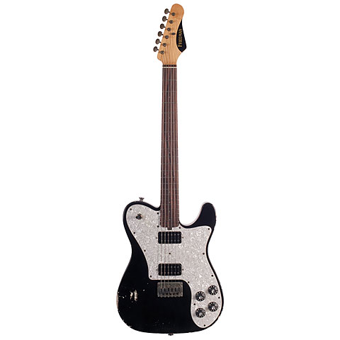 Friedman Vintage T Black, HH « Guitare électrique