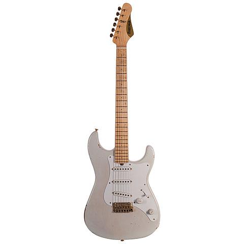 Friedman Vintage-S, Transparent White, SSS « E-Gitarre