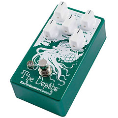 EarthQuaker Devices The Depths V2 « Pedal guitarra eléctrica