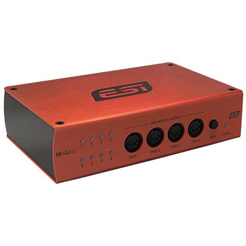 MIDI-interface ESI M4U eX