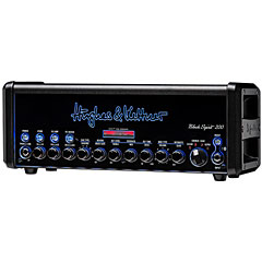 Hughes & Kettner Black Spirit 200 « Guitar Amp Head
