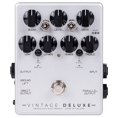 Effektgerät E-Bass Darkglass Vintage Deluxe V3