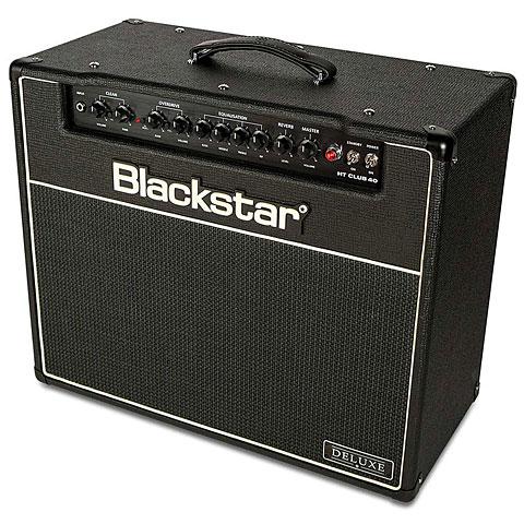 E-Gitarrenverstärker Blackstar HT Club 40 Deluxe Limited Edition