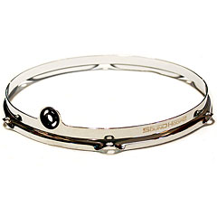 "SoundHoops Pro 12"" Chrome Tom Hoop 6 Holes « Anillos ajuste"