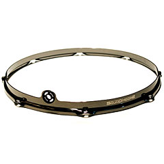 "SoundHoops Pro 16"" Black Nickel Tom Hoop 8 Holes « Anillos ajuste"