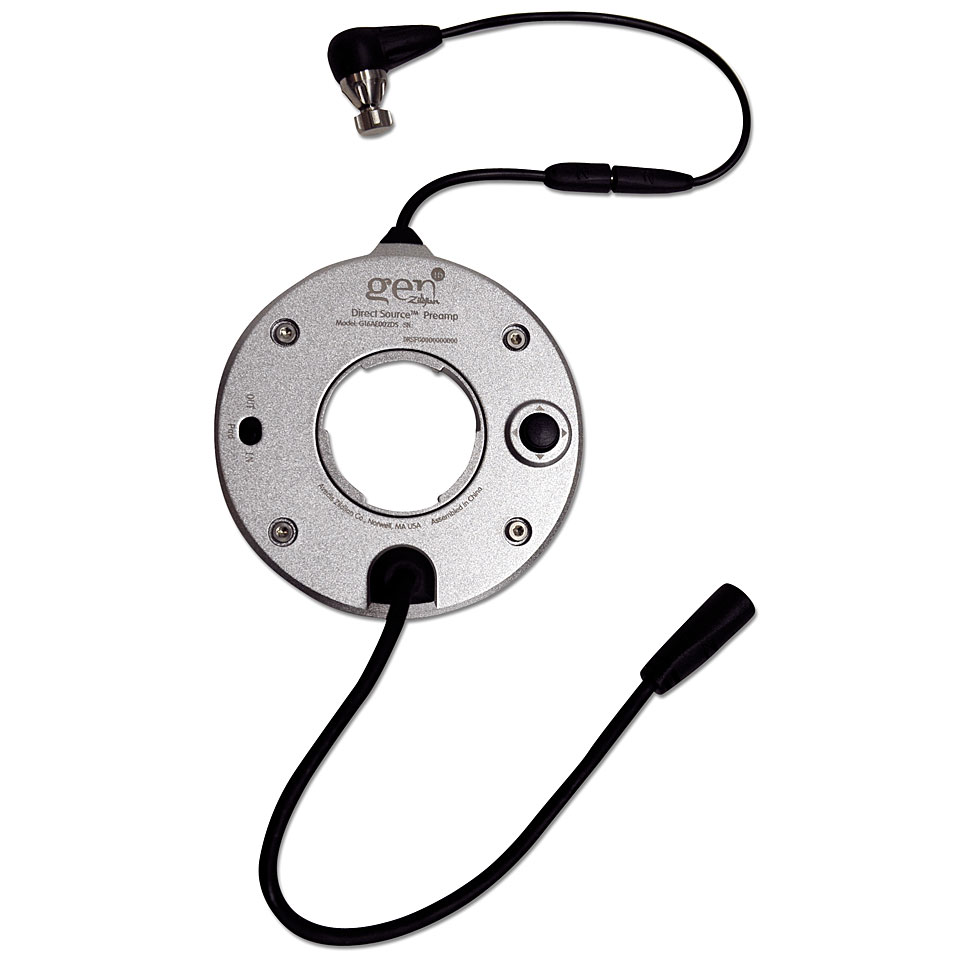 Edrumzubehoer - Zildjian Gen16 Direct Source Pick Up for Acoustic Electric Cymbals - Onlineshop Musik Produktiv