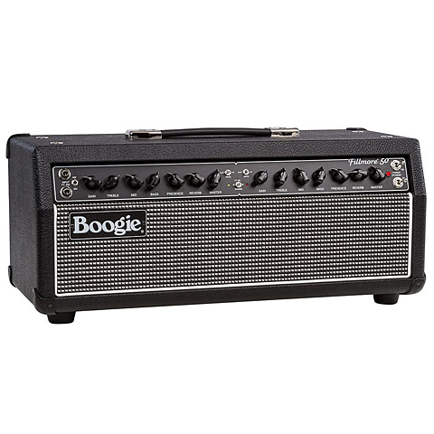 Tête ampli guitare Mesa Boogie Fillmore 50 Head Black Bronco