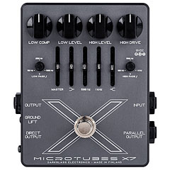 Darkglass Microtubes X7 « Bass Guitar Effect