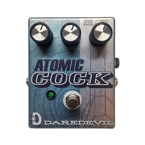 Effets pour guitare électrique Daredevil Pedals Atomic Cock