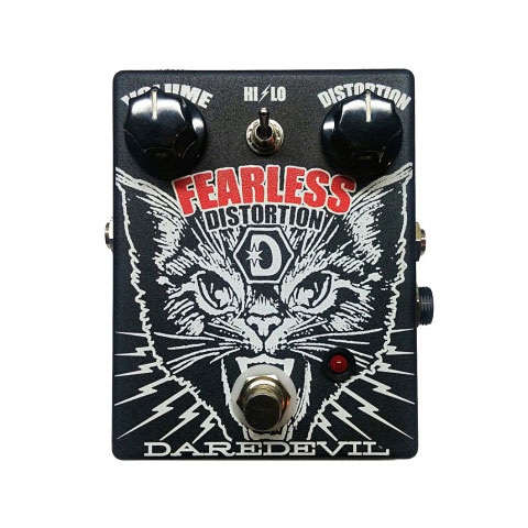 Daredevil Pedals Fearless