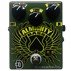 Daredevil Pedals Almighty Bass « Pedal bajo eléctrico