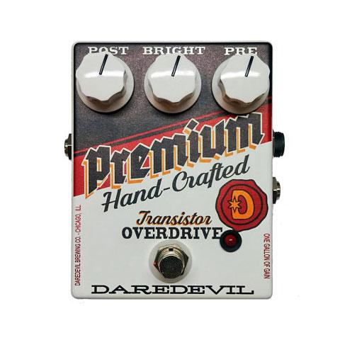 Effets pour guitare électrique Daredevil Pedals Premium OD