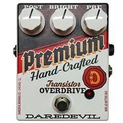 Daredevil Pedals Premium OD « Effets pour guitare électrique