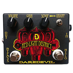 Daredevil Pedals Red Light District « Pedal guitarra eléctrica