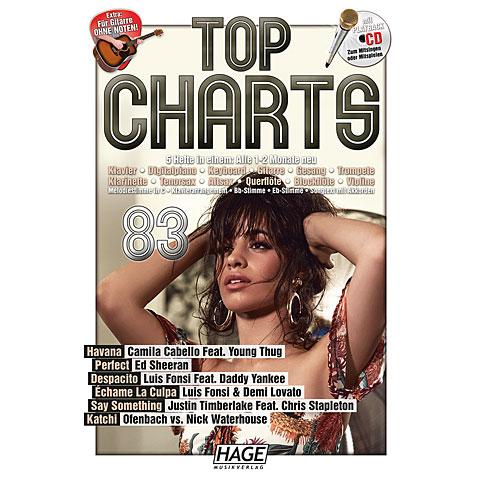 Hage Top Charts Bd.83