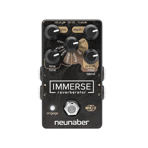 Effektgerät E-Gitarre Neunaber Immerse MK II Reverberator