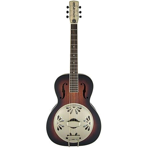 Resonatorgitarre Gretsch Guitars G9240 Alligator