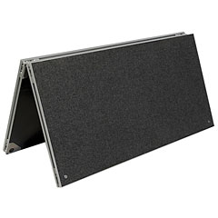 Intellistage Folding Platform Industrial Diamond 1 x 1 m « Stage Element
