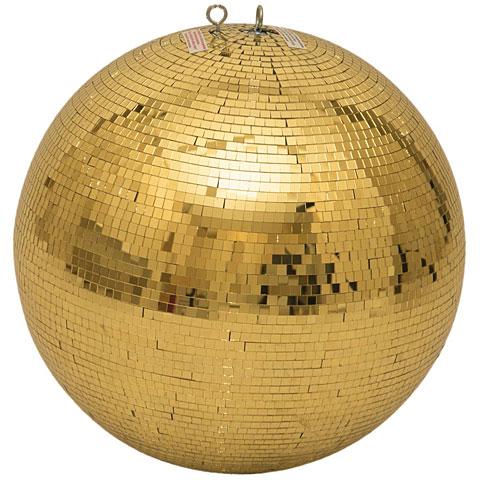 Eurolite Mirrorball 50 cm gold