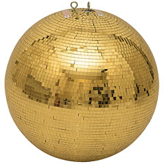 Eurolite Mirrorball 50 cm gold « Mirror Ball