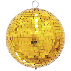 Eurolite Mirrorball 20 cm gold « Mirror Ball