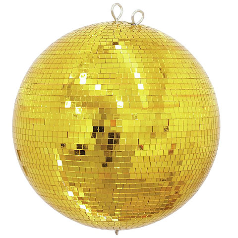 Eurolite Mirrorball 40 cm gold
