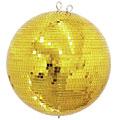Discokugel Eurolite Mirrorball 40 cm gold