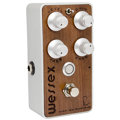 Guitar Effect Bogner Wessex Bubinga Exotic Wood
