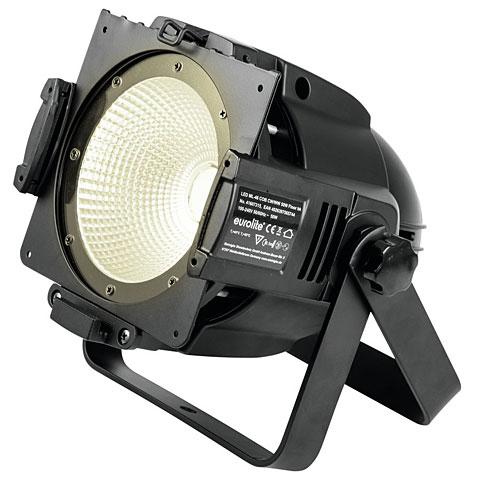 Lámpara LED Eurolite ML-46 COB CW/WW 50W Floor black