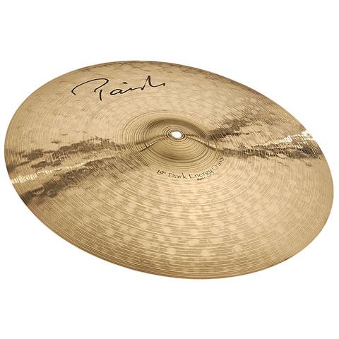 """Cymbale Crash Paiste Signature Dark Energy Mark 1 19"""""""