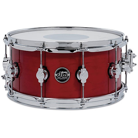 "DW Performance 14"" x 6,5"" Cherry Stain Snare"